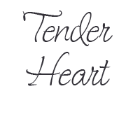 Tender Heart Therapeutic Arts & Crafts